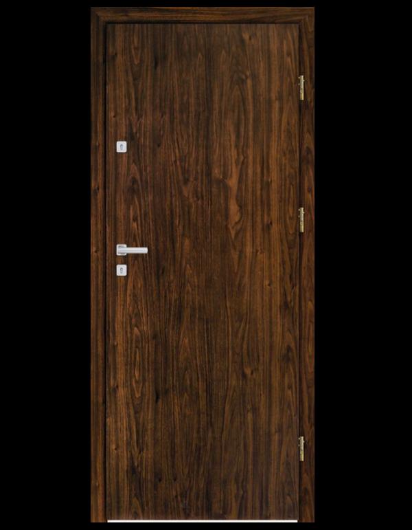 Drzwi wejściowe HDF gładkie