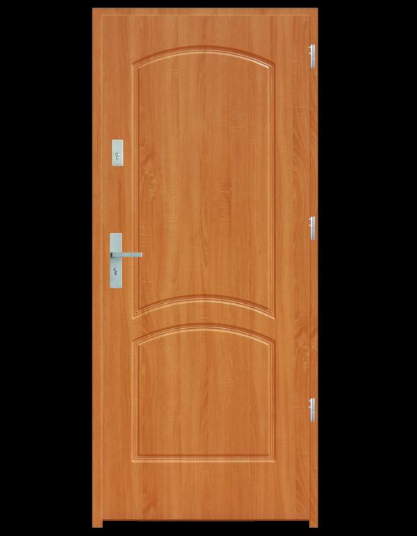 Drzwi wejściowe D2 Olcha