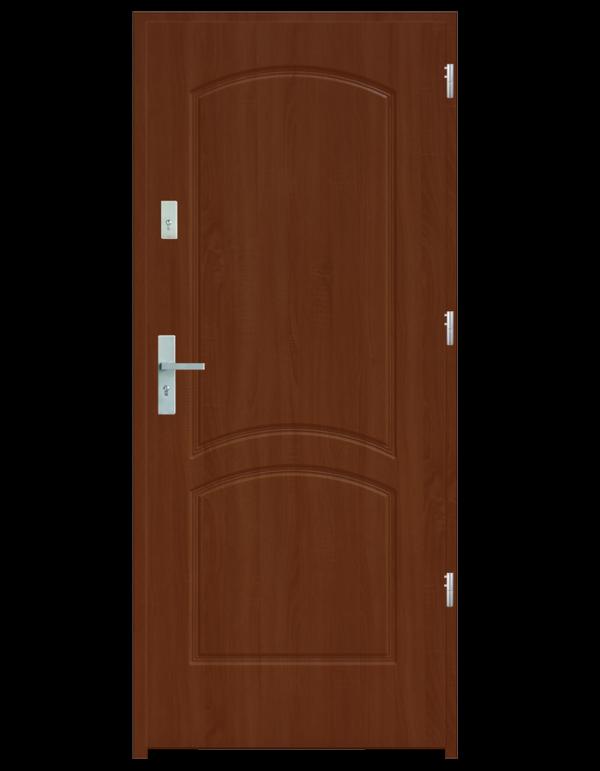 Drzwi wejściowe D2 Złoty Dąb