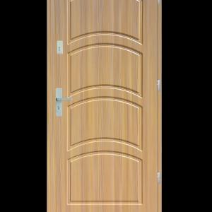 Drzwi wejściowe D44 Dąb Bielony