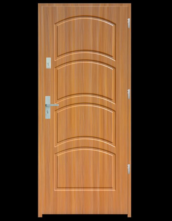Drzwi wejściowe D44 Olcha