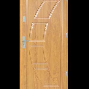 Drzwi wejściowe Dioryt 2 Buk