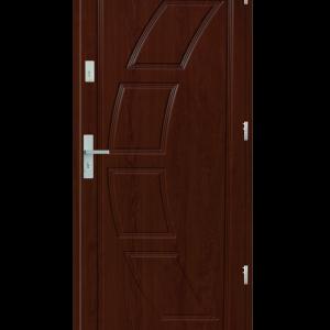 Drzwi wejściowe Dioryt 2 Wiśnia