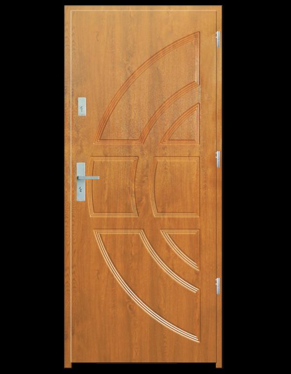 Drzwi wejściowe Dioryt Olcha