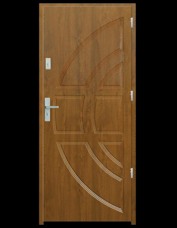 Drzwi wejściowe Dioryt pods