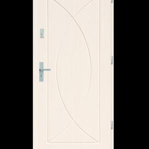 Drzwi wejściowe Eos Biały