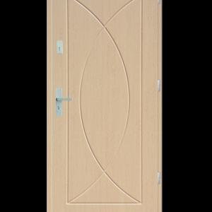 Drzwi wejściowe Eos Dąb Patyna