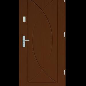Drzwi wejściowe Eos Dąb Złoty