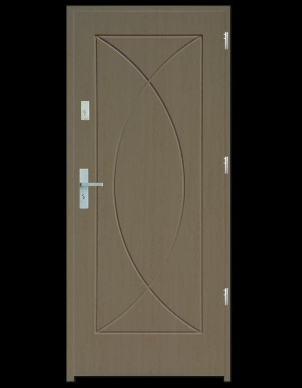 Drzwi wejściowe Eos Jesion