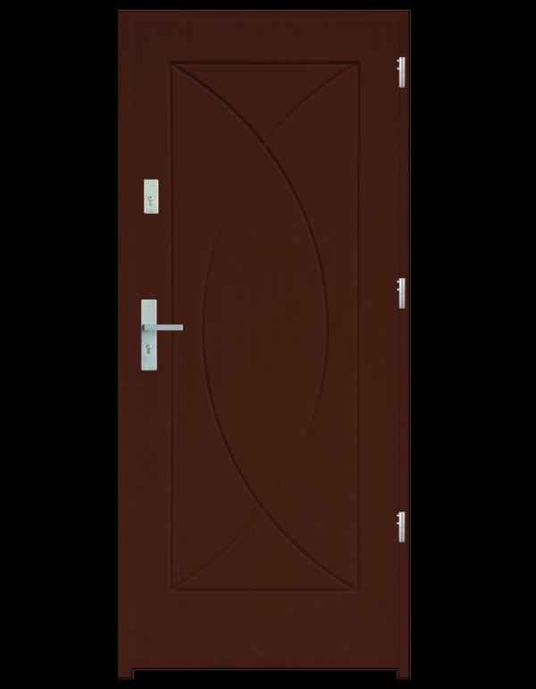 Drzwi wejściowe Eos Wiśnia