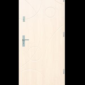 Drzwi wejściowe Galaxy Biały