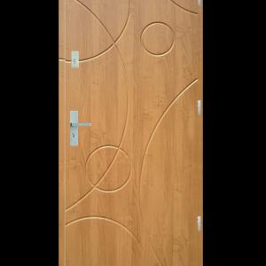 Drzwi wejściowe Galaxy Buk