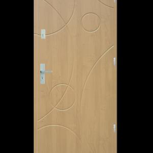 Drzwi wejściowe Galaxy Dąb Patyna