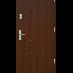 Drzwi wejściowe Galaxy Dąb Złoty