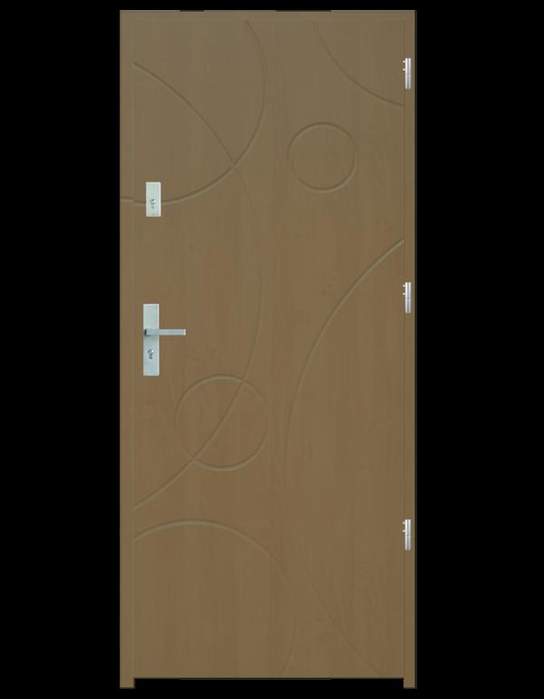 Drzwi wejściowe Galaxy Jesion