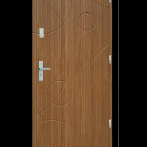 Drzwi wejściowe Galaxy Zebrano