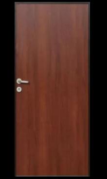 Drzwi wejściowe gładkie HDF V2