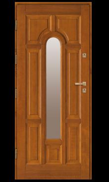 Drzwi wejściowe DZ 11