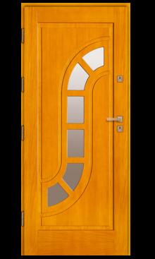 Drzwi wejściowe DZ 14