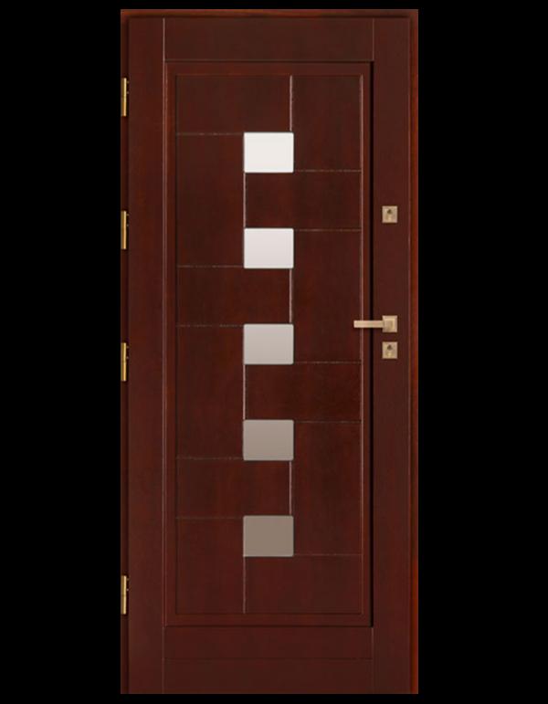 Drzwi wejściowe DZ 17