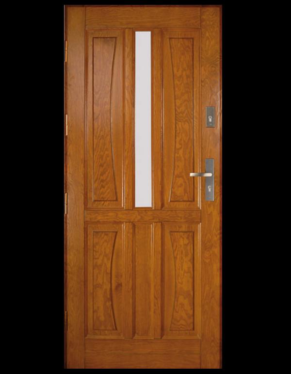 Drzwi wejściowe DZ 6