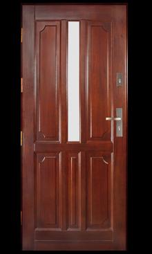 Drzwi wejściowe DZ 7