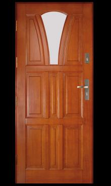 Drzwi wejściowe DZ 8