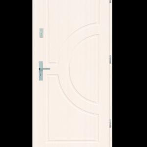 Drzwi wejściowe Helios Biały