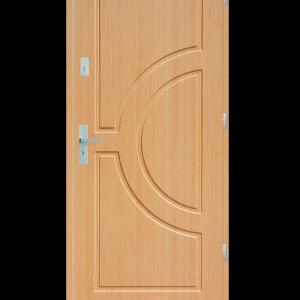 Drzwi wejściowe Helios Buk