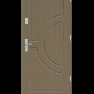 Drzwi wejściowe Helios Jesion