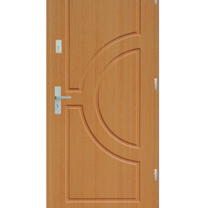 Drzwi wejściowe Helios Olcha