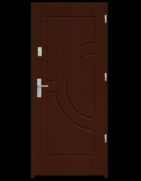 Drzwi wejściowe Helios Wiśnia