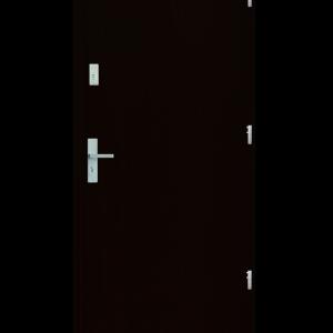 Drzwi wejściowe Hypnos Kasztan