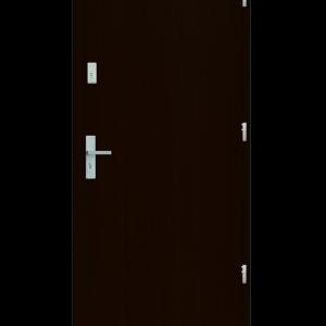 Drzwi wejściowe Hypnos Orzech Ciemny
