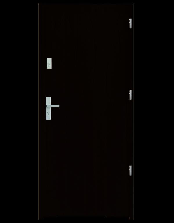 Drzwi wejściowe Hypnos Wenge