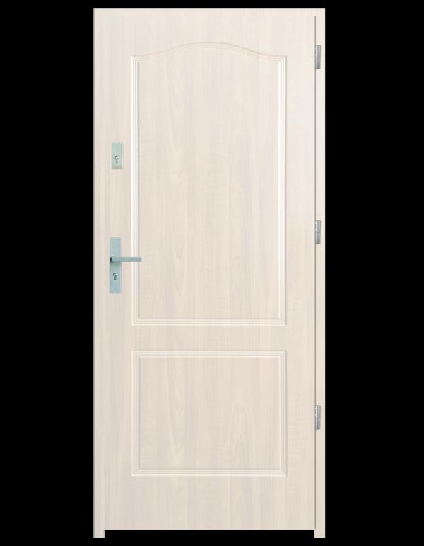Drzwi wejściowe K20 Biały