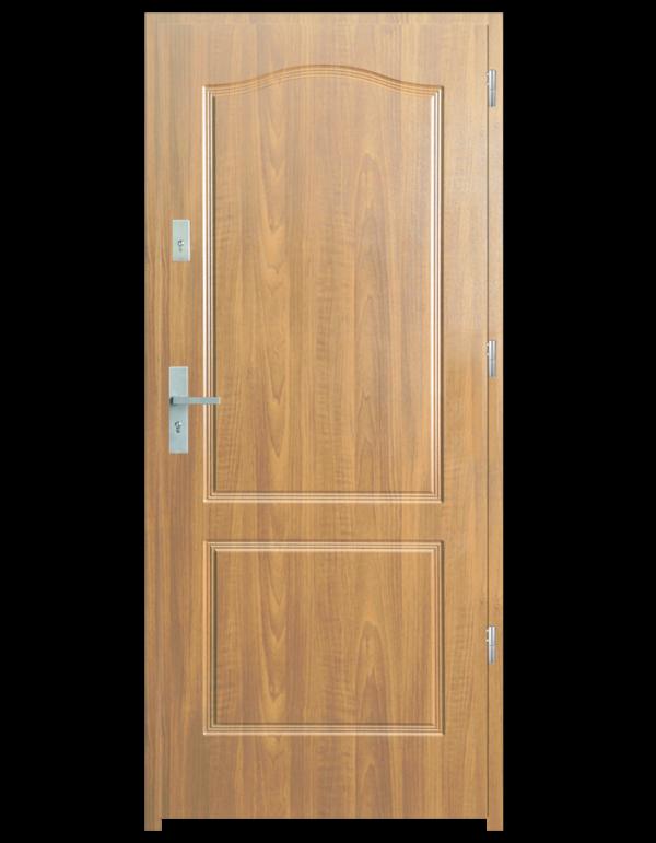 Drzwi wejściowe K20 Dąb Bielony