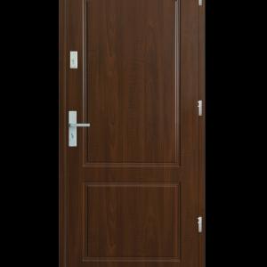 Drzwi wejściowe K20 Dąb Złoty