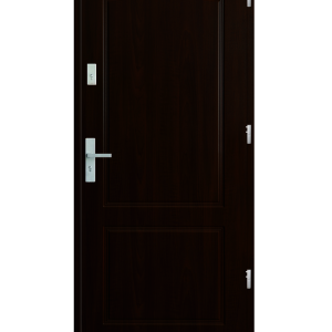 Drzwi wejściowe K20 Kasztan