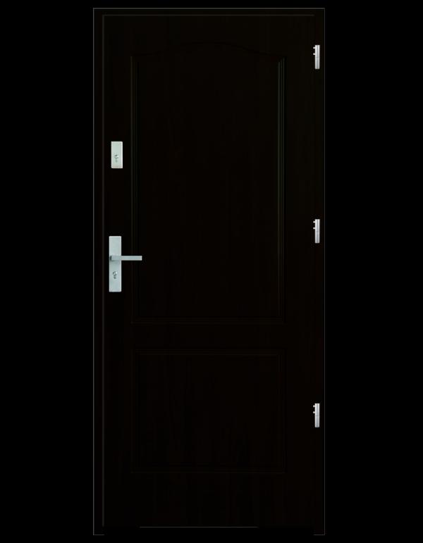 Drzwi wejściowe K20 Wenge