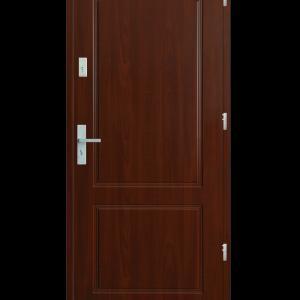Drzwi wejściowe K20 Wiśnia