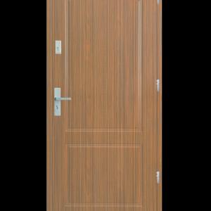 Drzwi wejściowe K20 Zebrano