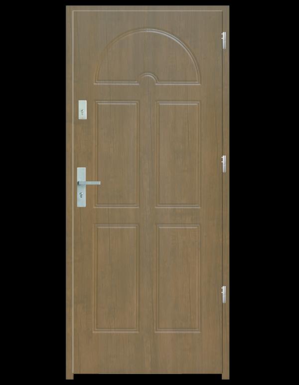 Drzwi wejściowe K8 Jesion