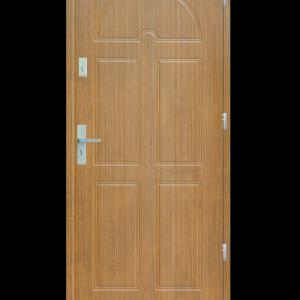 Drzwi wejściowe K8 Zebrano