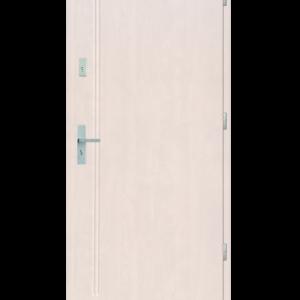 Drzwi wejściowe L2 Biały