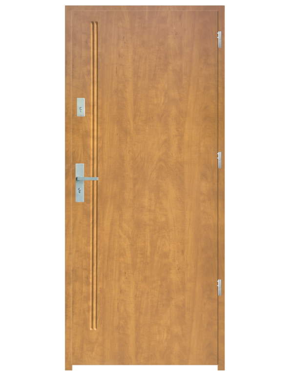 Drzwi wejściowe L2 Buk