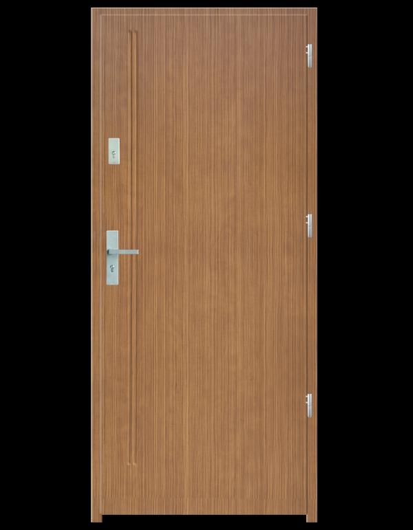 Drzwi wejściowe L2 Zebrano