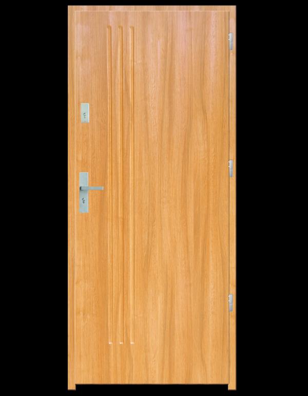 Drzwi wejściowe L3 Buk