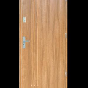 Drzwi wejściowe L3 Dąb Bielony