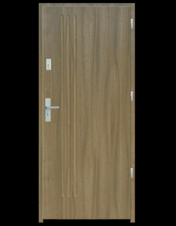 Drzwi wejściowe L3 Jesion